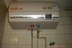 电热水器安全阀漏水维修